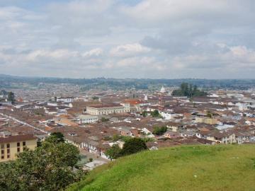 colombia-南部