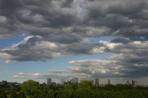 ヒッチコックの雲 縮小