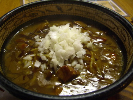 食事処 鳳(ライス・イン・カレーラーメン)