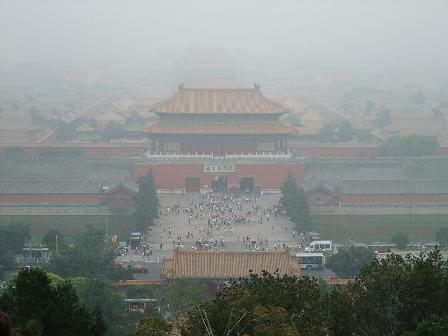 北京の風景1