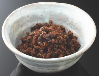 和牛と昆布のしぐれ煮