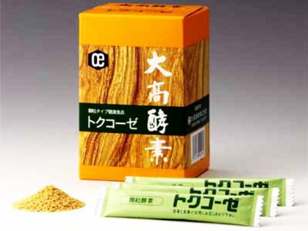 トクコーゼ(植物醗酵食品<顆粒>)