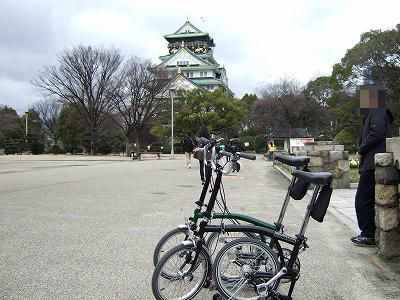 大阪城その1