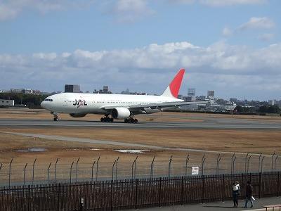 JAL離陸その1