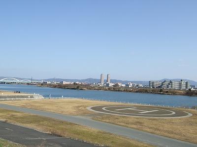 淀川ヘリポート