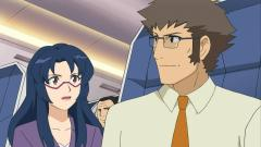 山野博士と助手
