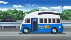 サッカー部 バス 1