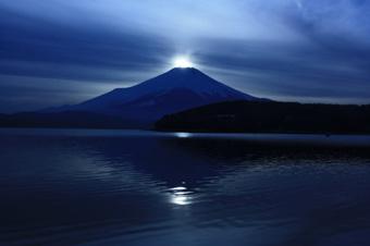 富士山(先生撮影)