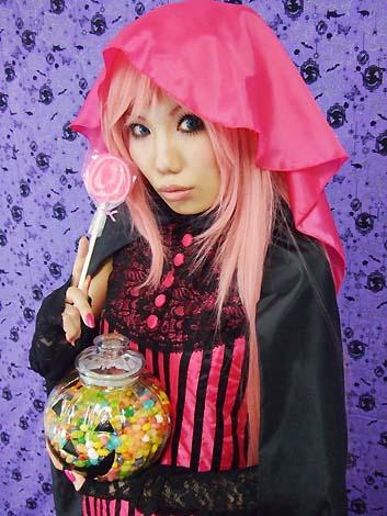 巡音ルカ:秋月雛姫(2010/10/31)