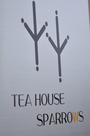 TEA HOUSE SPARROWS