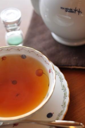 本格的英国茶