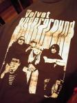 velvet underground Tシャツ