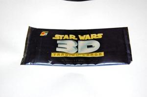 スターウォーズ 3Dトレーディングカード
