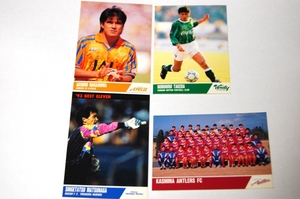 J.LEAGUE PHOTOSのカード