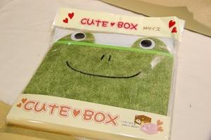 CUTE BOX キュートボックス カエル