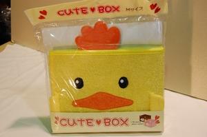 CUTE BOX キュートボックス ヒヨコ