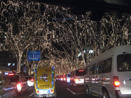 仙台「光のページェント」