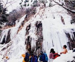 難所ヶ滝1