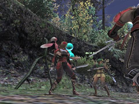 狩さん、強いです、盾もします^^