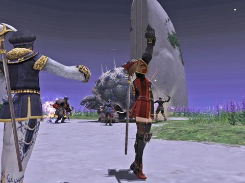 四神は、玄武戦です!ドロップ以外には、特に問題もなく・・