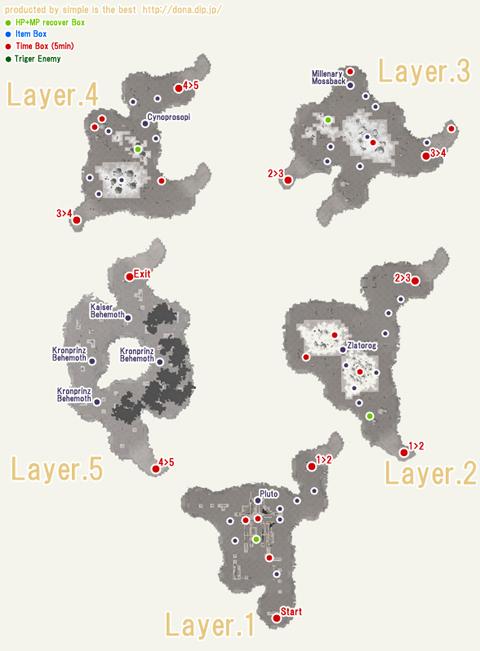 アポリオンNWの地図です^^