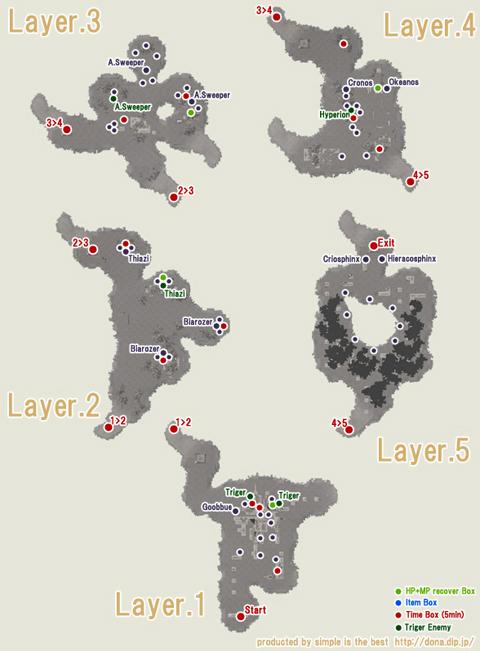 アポリオンNEの地図です^^