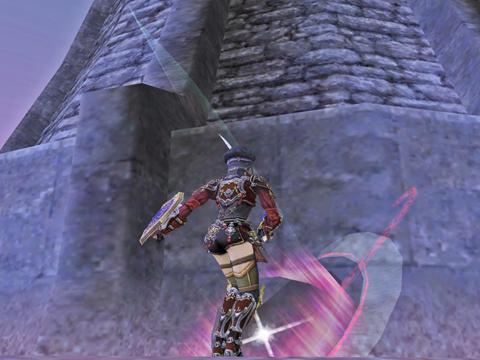 カルゴ:壁殴り・・いいかげんあきてきましたよ!