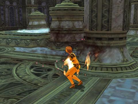 第一層:ワープのところで、メローにめろめろ萌えました・・燃えました!