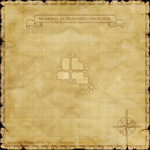 マールドガーデンの地図です^^