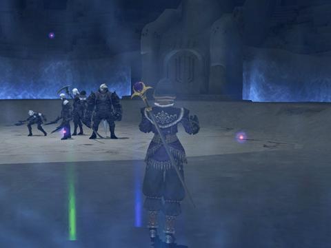 神威の開幕、時間合わせて印雷4を樽樽に撃ちます!うごかれて不発^^;