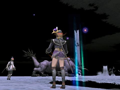 第五層:ボスです、とどめの精霊!!と、思ったら動かれて、その間にスリップで・・・or2