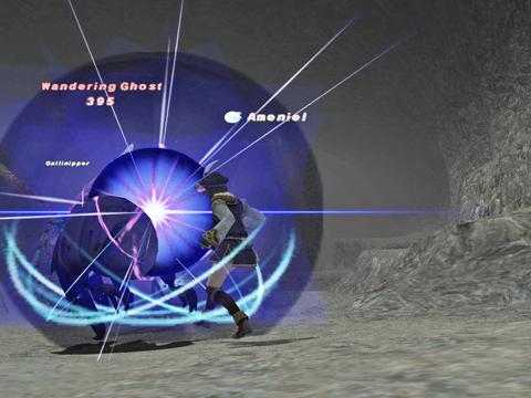 モンクAF1のお化けです、ブラックヘイローだと・・弱いw