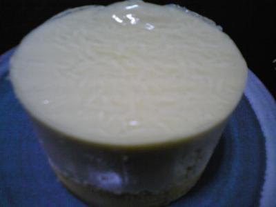 メロンチーズケーキ (1)