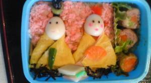 ひな祭り弁当