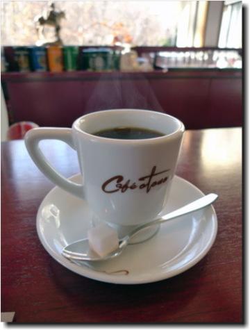 Cafe otono コーヒー