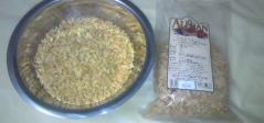 オーガニック大豆ミート