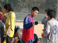 20081211星野握手