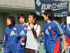 20081211試合前