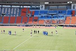 20090111女子試合終了