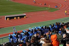 20090111日体大応援