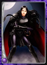 月公国の女猛剣士