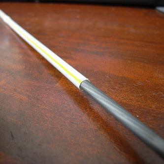 40 スチールMS260 ヤスリは刃物・・・鞘のストロー