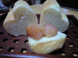 ハートパン1