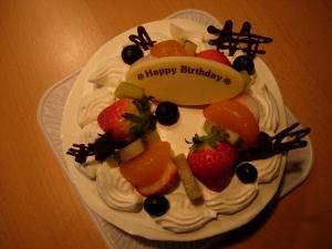 Birthday Cake(母)