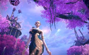 妖精の森は美しい場所