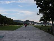 長崎市・水前寺公園