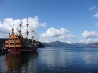 「海賊船」という名前の遊覧船らしい