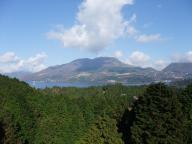 芦ノ湖遠景#2