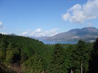 芦ノ湖遠景#1