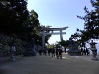 厳島神社@入口